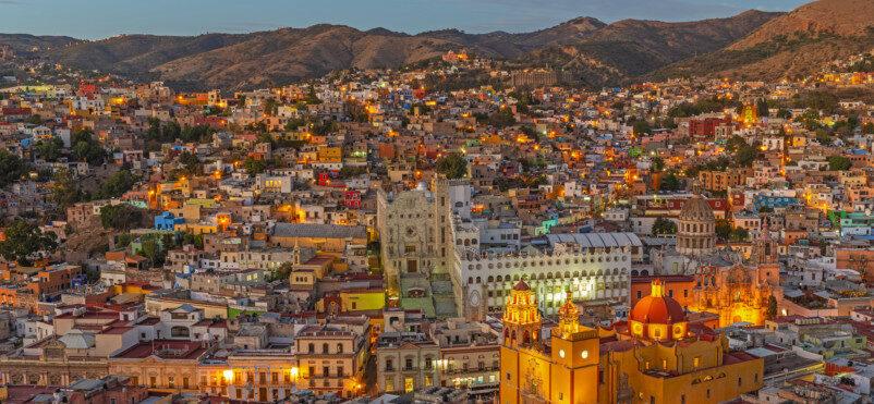 メキシコ、サンタ・セシリア