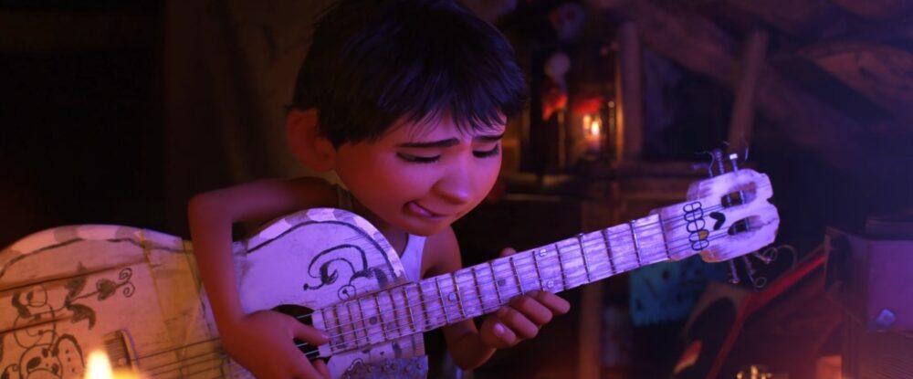 リメンバー・ミー-ミゲルはミュージシャンになりたい
