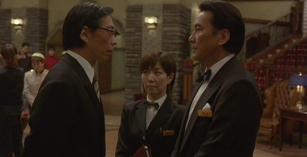 THE 有頂天ホテル-新年