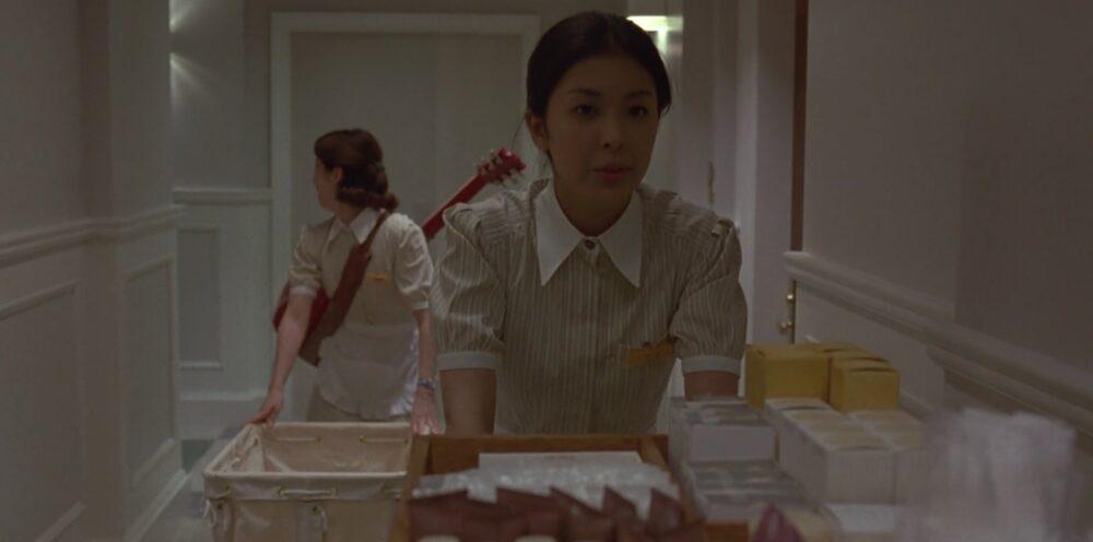 THE 有頂天ホテル-竹本ハナ(松たか子)