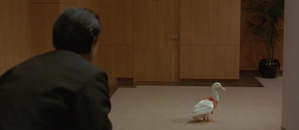 THE 有頂天ホテル-腹話術氏のアヒル