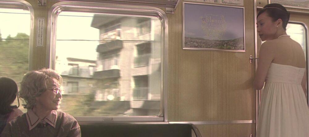 阪急電車-翔子に時江が声を