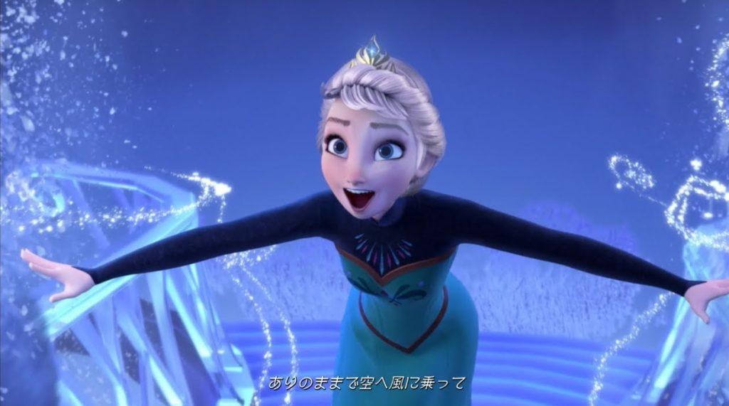 『キングダムハーツ3』Let It Go ~ありのままで~